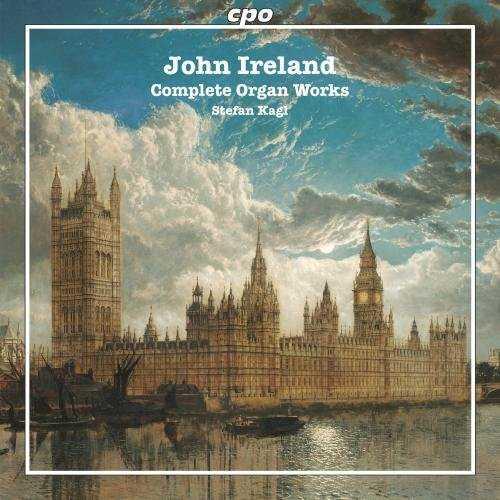 Kagl: Ireland - Complete Organ Works (SACD, ISO)