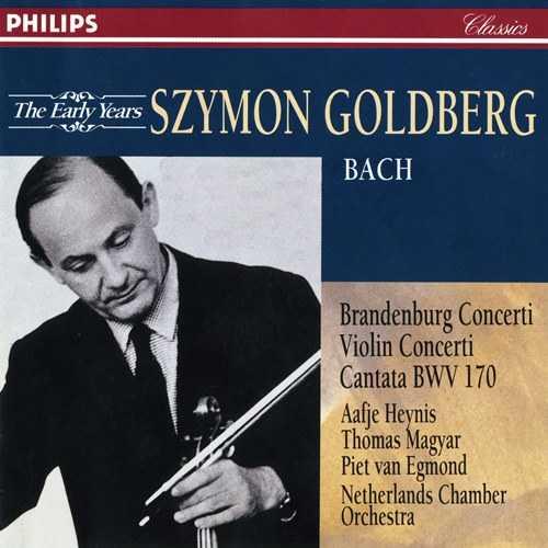 Szymon Goldberg - The Early Years (3 CD, FLAC)