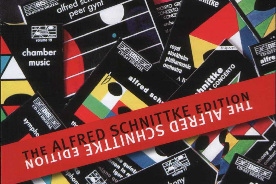 The Alfred Schnittke Edition