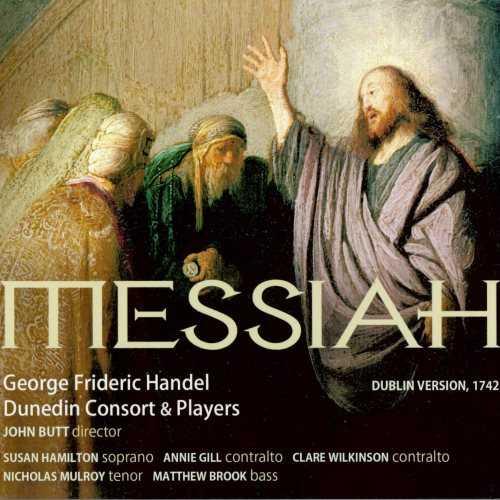 Butt: Handel - Messiah (2 CD, FLAC)