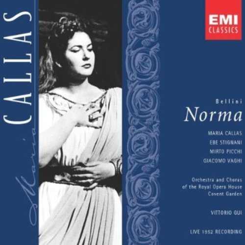 Gui: Bellini - Norma 1952 Live Recording (3 CD, APE)