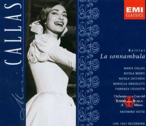 Votto: Bellini - La Sonnambula (2 CD, APE)