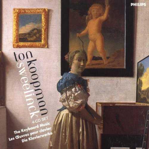 Koopman: Sweelinck - The Keyboard Music (4 CD box set, FLAC)
