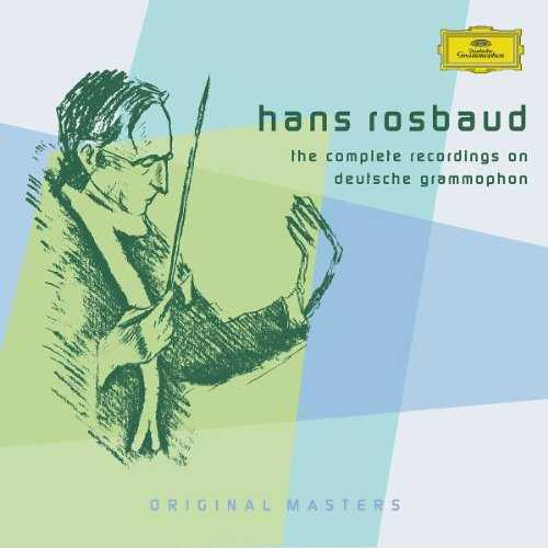Hans Rosbaud - The Complete Recordings on Deutsche Grammophon (5 CD box set, FLAC)