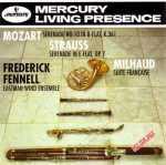 Mozart - Serenade no.10, Strauss - Serenade in E-flat, Milhaud - Suite Française (APE)