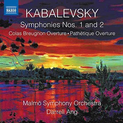 Ang: Kabalevsky - Symphonies no. 1, 2 (24/96 FLAC)