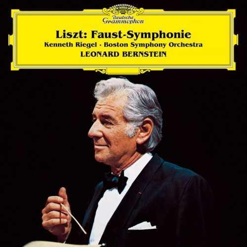 Bernstein: Liszt - A Faust Symphony (24/96 FLAC)