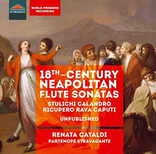 18th-Century Neapolitan Flute Sonatas (24/96 FLAC)