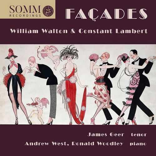 Geer, West, Woodley: Facades (24/96 FLAC)