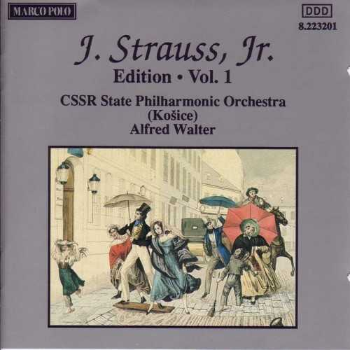 Johann Strauss II - The Complete Orchestral Edition (52 CD box set FLAC)