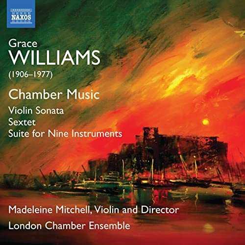 Mitchell: Grace Williams - Chamber Music (24/96 FLAC)