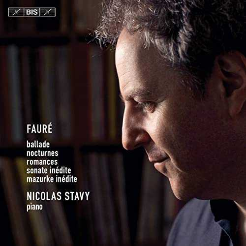 Stavy: Faure - Piano Works (24/96 FLAC)