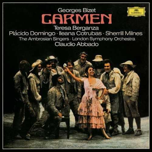 Abbado: Bizet - Carmen (24/192 FLAC)