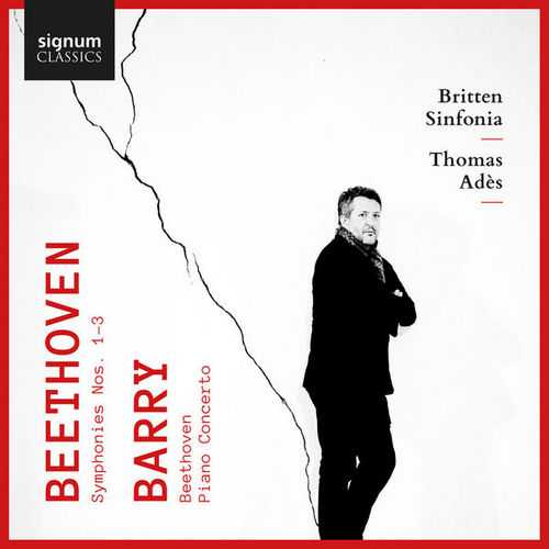 Ades: Beethoven - Symphonies no.1-3, Barry - Beethoven (24/192 FLAC)