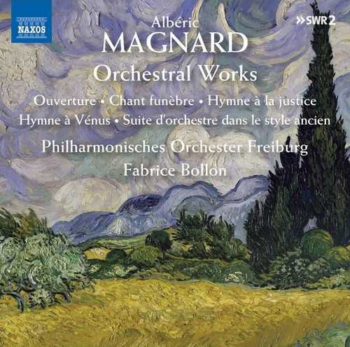 Bollon: Magnard - Orchestral Works (24/48 FLAC)