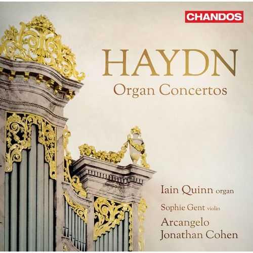 Cohen: Haydn - Organ Concertos (24/96 FLAC)