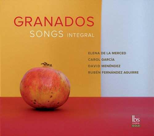 Granados - Songs Integral (24/96 FLAC)