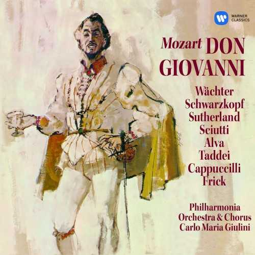 Giulini: Mozart - Don Giovanni (24/96 FLAC)