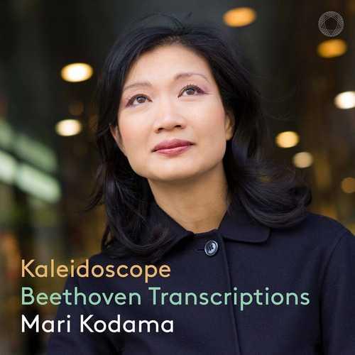 Mari Kodama - Kaleidoscope. Beethoven Transcriptions (24/96 FLAC)