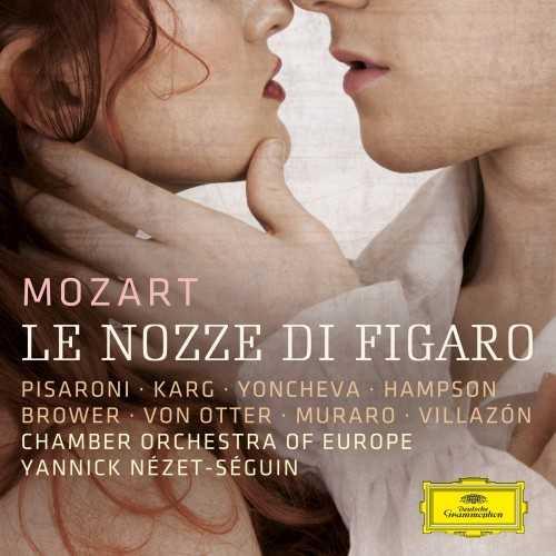Nézet-Séguin: Mozart - Le nozze di Figaro (24/96 FLAC)