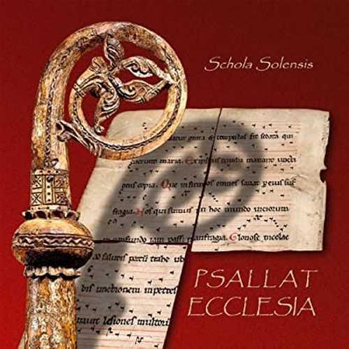 Psallat Ecclesia - Medieval Norwegian sequences (24/192 FLAC)