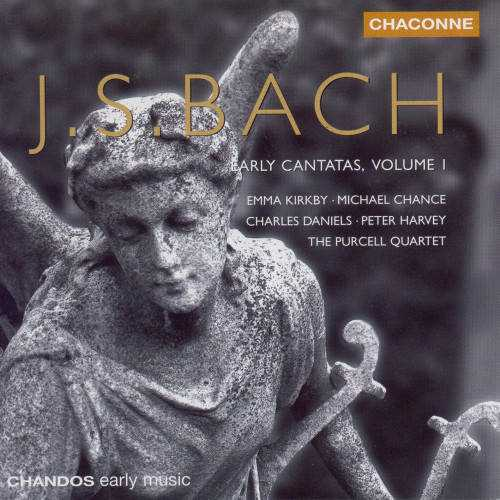 The Purcell Quartet: J.S. Bach - Early Cantatas vol.1 (24/96 FLAC)