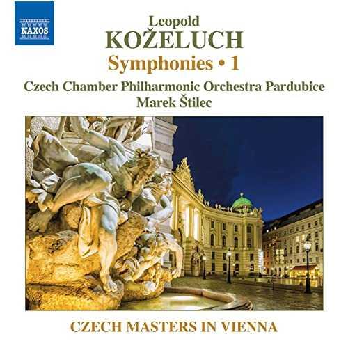 Stilec: Kozeluch - Symphonies vol.1 (24/96 FLAC)