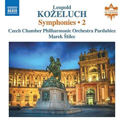 Stilec: Kozeluch - Symphonies vol.2 (24/96 FLAC)