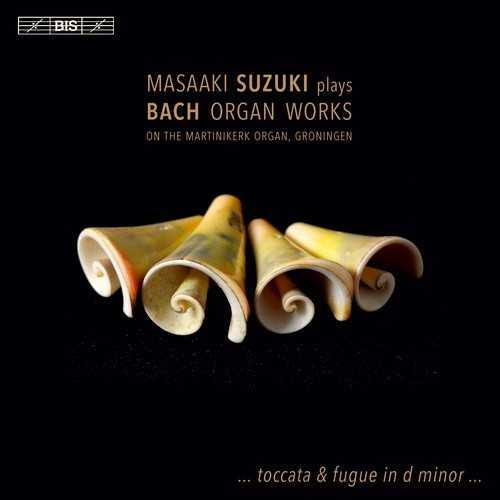 Suzuki: Bach - Organ Works (24/96 FLAC)