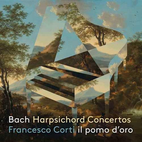 Corti: Bach - Harpsichord Concertos (24/96 FLAC)