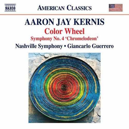 Guerrero: Kernis - Color Wheel, Symphony no.4 (24/96 FLAC)