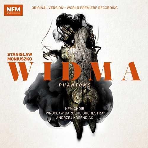 Kosendiak: Moniuszko - Widma (24/96 FLAC)