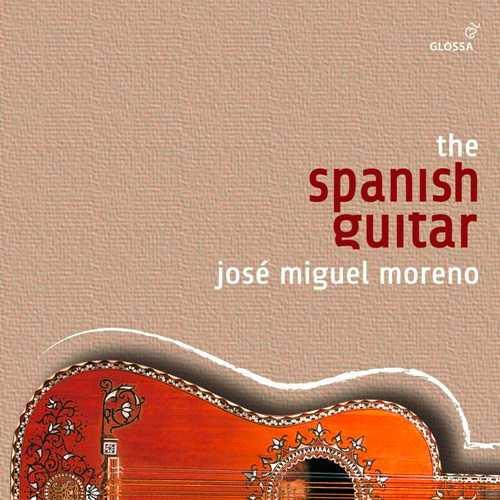José Miguel Moreno - The Spanish Guitar (10 CD FLAC)