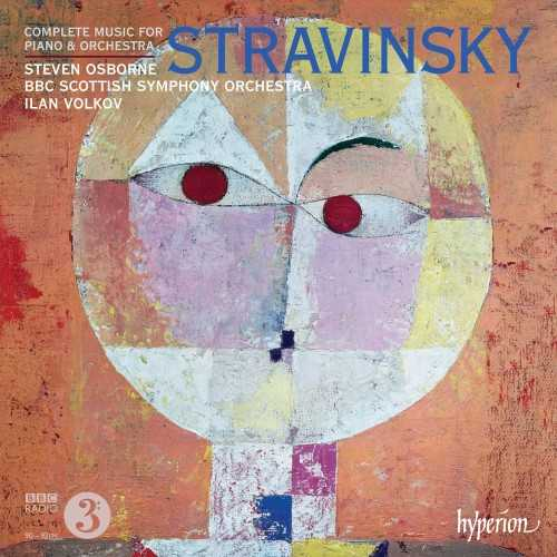 Volkov: Stravinsky - Complete Music for Piano and Orchestra (24/88 FLAC)