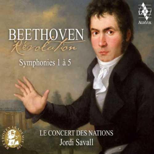 Savall: Beethoven - Révolution (24/88 FLAC)