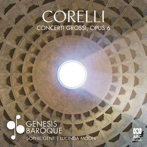 Genesis Baroque: Corelli - Concerti Grossi op.6 (24/96 FLAC)
