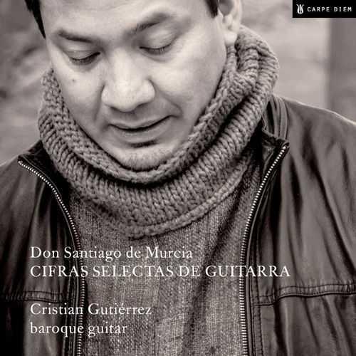 Gutierrez: Murcia - Cifras Selectas de Guitarra (24/96 FLAC)