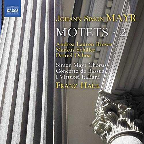 Hauk: Mayr - Motets vol.2 (24/96 FLAC)