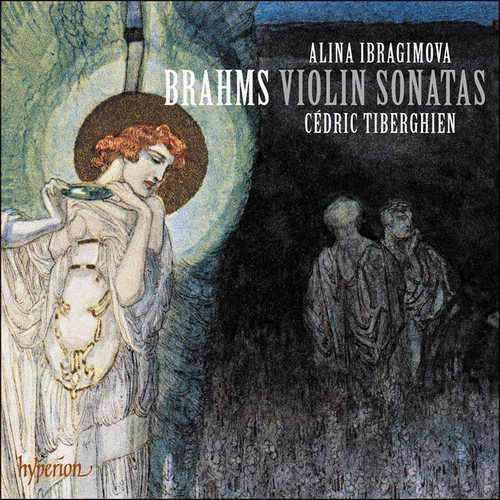 Ibragimova, Tiberghien: Brahms - Violin Sonatas (24/96 FLAC)