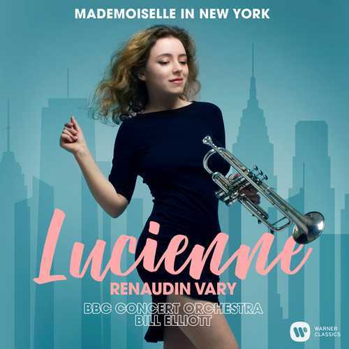 Lucienne Renaudin Vary - Mademoiselle in New York (24/96 FLAC)
