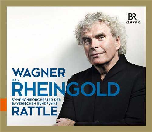 Rattle: Wagner - Das Rheingold (24/48 FLAC)