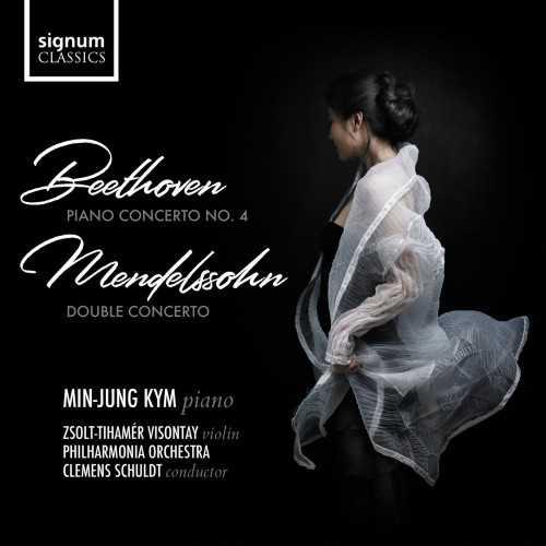 Schuldt: Beethoven - Piano Concerto no.4, Mendelssohn - Double Concerto (24/192 FLAC)