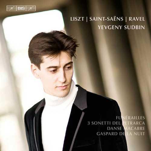Yevgeny Sudbin: Liszt, Saint-Saëns, Ravel (24/44 FLAC)