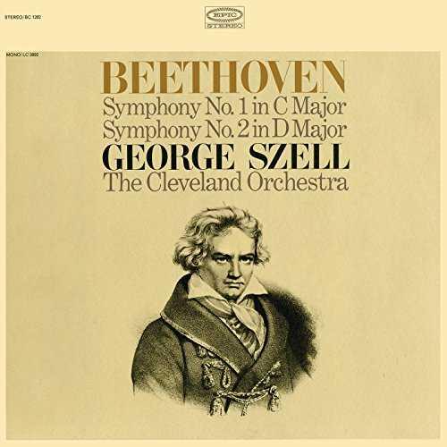 Szell: Beethoven - Symphonies no.1, 2 (24/96 FLAC)