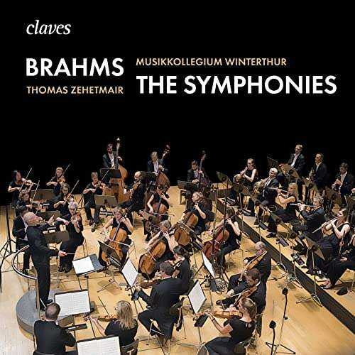 Zehetmair: Brahms - The Symphonies (24/96 FLAC)