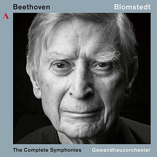 Blomstedt: Beethoven - The Complete Symphonies (24/48 FLAC)