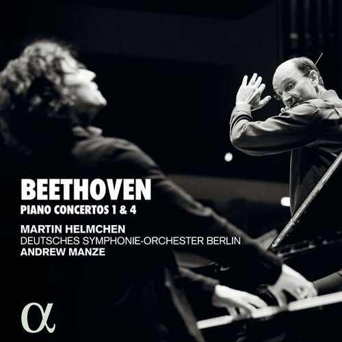Helmchen, Manze: Beethoven - Piano Concertos no.1, 4 (24/96 FLAC)