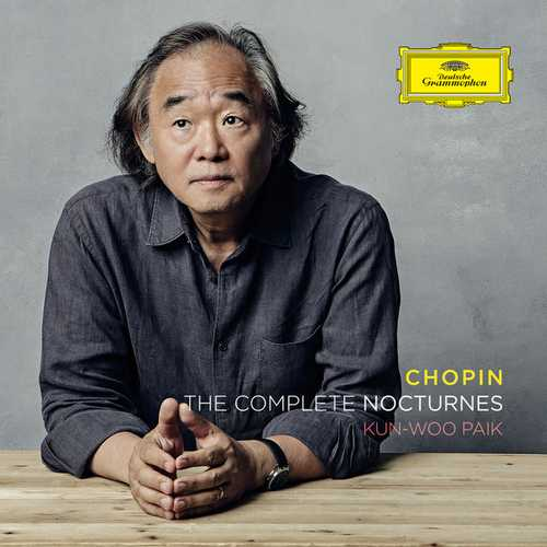 Kun-Woo Paik: Chopin - The Complete Nocturnes (24/96 FLAC)