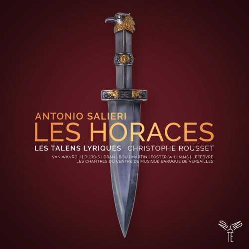 Antonio Salieri - Les Horaces (24/96 FLAC)
