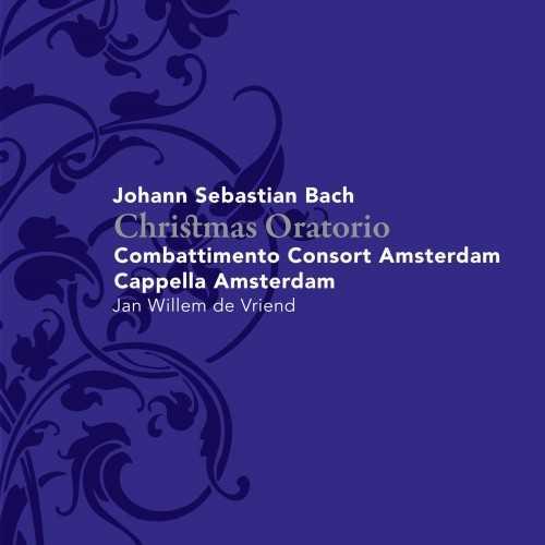 Vriend: Bach - Christmas Oratorio (SACD)